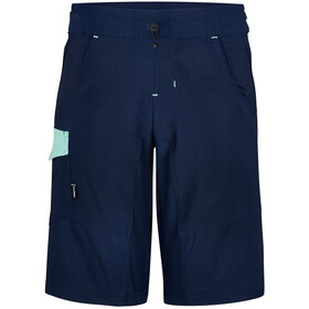 Cube Junior Baggy Shorts Kids, blue´n´mint